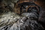 Podzemní továrna Richard - Chodba D
