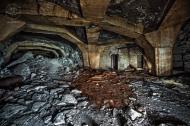 Podzemní továrna Richard - Chodba 54