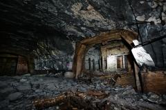 Podzemní továrna Richard - záchody