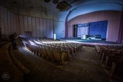 opuštěné kino