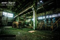 Důl Měděnec - Hlavní sál