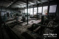 Důl Měděnec - Strojovna