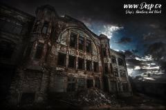 Urbex Továrna - Eliáška