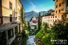 Grandhotel Straubinger - Urbex - Rakousko