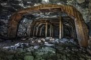Podzemní továrna Richard - Sloupový sál - Chodba 25