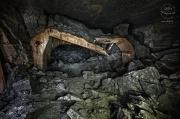Podzemní továrna Richard - Chodba C