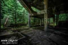 Urbex - Cínový důl - Sauersack