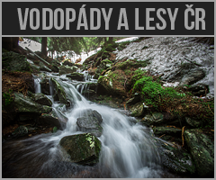 Desp - Krajina ČR - Vodopády a Lesy