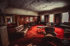 opuštěný hotel