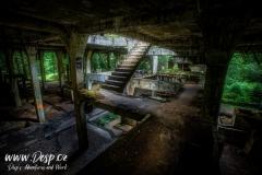 Urbex  Cínový důl  Sauersack