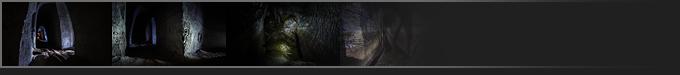 kaolínový důl orty